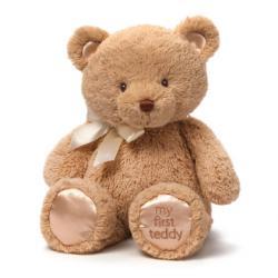 "Gund My First Teddy, 15"" - Ages 0+"