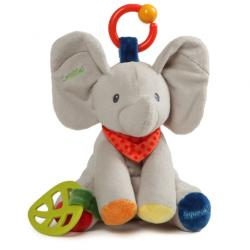 Gund Flappy Elephant Activity Toy - Ages 0+