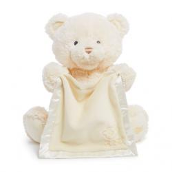 Gund Peekaboo Teddy - Ages 0+