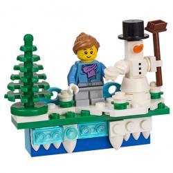 LEGO® Iconic 홀리데이 자석