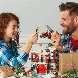 LEGO Creator Expert 겨울 마을 소방서