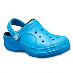 Crocs Kids' Ralen Fuzz-Lined Clog