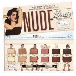 TheBalm Nude'Dude Palette