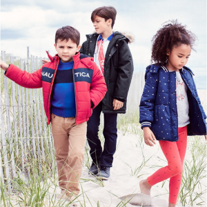 50% off kids Outerwear @ Nautica