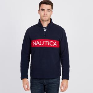 Nautica 男士套头衫
