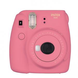 Скоро Черная Пятница: $49.99 Фотоаппарат Fujifilm instax mini 9 + Rainbow film@Staples