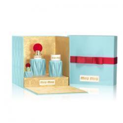 Miu Miu Holiday Fragrance Boxed Gift Set