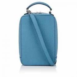 SONIA RYKIEL Pavé Parisien Leather Shoulder Bag