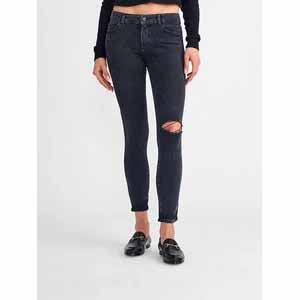Margaux Mid Rise Ankle Skinny