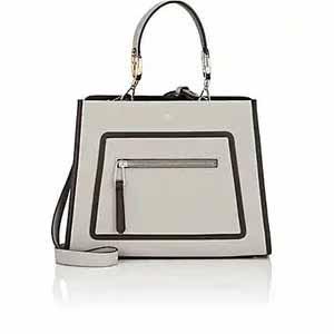 FENDI Runaway Small Leather Tote Bag