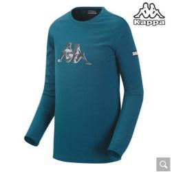 [카파] 주니어 비안코네리 베이직 면 티셔츠_KHRL373JM