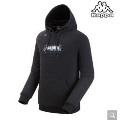 [카파] 남성 임팩트 쭈리 기모 후드 티셔츠_KHHD451MM