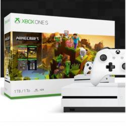 Xbox One S 1 TB (Minecraft 同梱版)