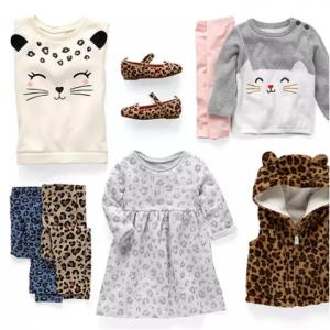 ПО НИЗКИМ ЦЕНАМ Одежда для малышек Девочка | Carter's
