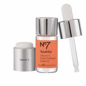 No7 Youthful Vitamin C Fresh Radiance Essence 0.19 oz