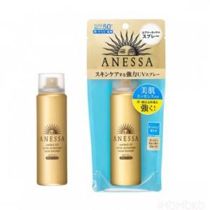 Shiseido ANESSA PERFECT UV SPRAY SUNSCREEN AQUA BOOSTER SPF 50+PA++++