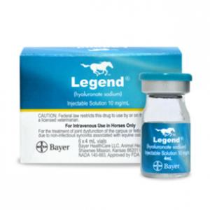 Legend 10mg/ml 4ml Vial