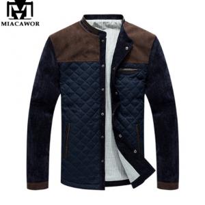 2018 Spring Autumn Man Casual Jacket baseball jaquetas de couro