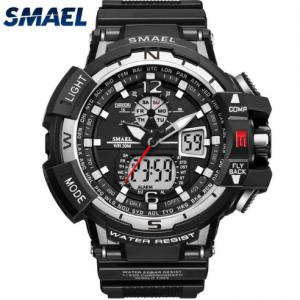Casual Watch Men Waterproof montre homme Men's Writswatch LED Digital Watches