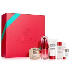 Shiseido The Gift of Ultimate Wrinkle Smoothing Six-Piece Set