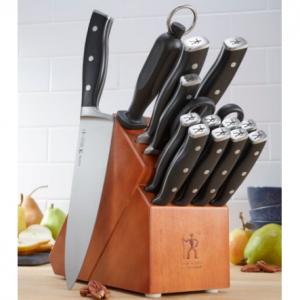 $69.91 JA Henckels International 15-Piece Forged Accent Knife Block Set @ Sam's Club