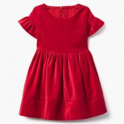 Gymboree Velvet Dress