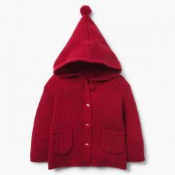 Gymboree Hooded Cardigan