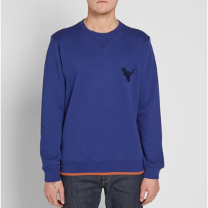 Coach Rexy Patch Crew Sweat