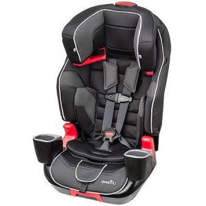 $99 + FS on Evenflo Transitions 3-in-1 Convertible Car Seat @ Walmart
