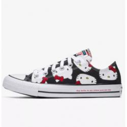 Converse x Hello Kitty Chuck Taylor All Star Canvas Low Top