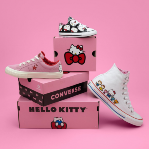 Extra 25% off Converse @ Nike Store