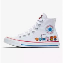 Converse x Hello Kitty Chuck Taylor All Star Canvas High Top