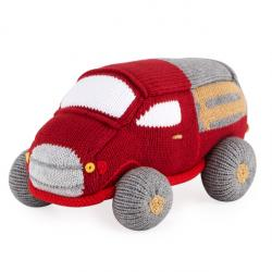 Zubels Antique Truck Knit Toy, 8""
