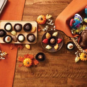 From $6.90 Thanksgiving Treats @ See's Candies