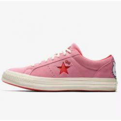 Converse x Hello Kitty One Star Suede Low Top