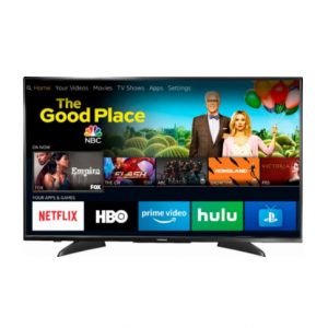 "$130 off Toshiba 43"" Class LED 2160p Smart 4K UHD TV with HDR – Fire TV Edition @Best Buy"