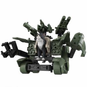 [반다이] 무장고양이 곱빼기