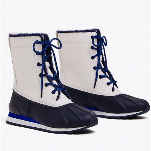 Tory sport two-tone duck boots
