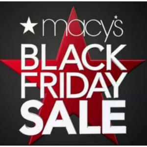 Macy's 梅西百貨黑五時尚特惠提前享