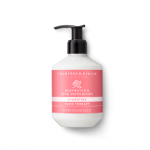 Rosewater & Pink Peppercorn Hydrating Hand Therapy 250ml
