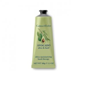 Avocado, Olive & Basil Ultra-Moisturising Hand Therapy