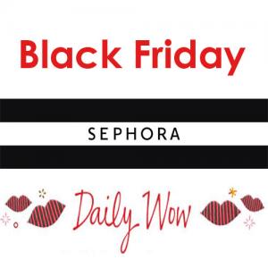Sephora 美國官網黑五彩妝保養產品特價