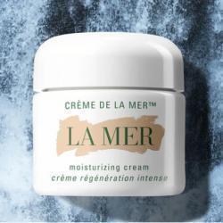 LA MER crème de la mer 2 oz.