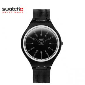 SWATCH 스와치 SVOB100M Swatch Skinotte 남녀공용 메탈시계