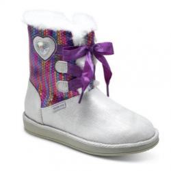stride rite disney frozen cozy boot
