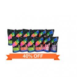 NEON Litter Mix & Match 12 Bags