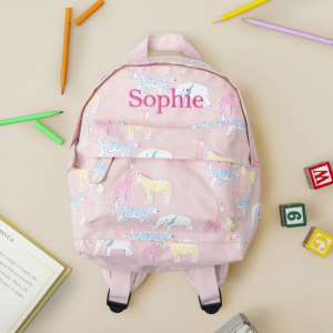 Black Friday sale!up to 50% off school backpacks @ My 1st Years