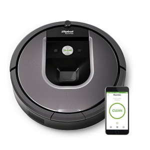 iRobot Roomba 960 Vacuum Cleaning Robot @ Amazon.com