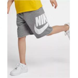Big Kids' (Boys') Shorts Nike Sportswear Alumni