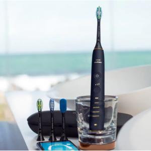 飞利浦 Philips Sonicare 钻石亮白智能型电动牙刷 旗舰款 9700 最好的飞利浦电动牙刷